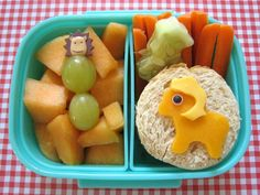 Lunch for Toddlers