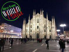 Uma pausa para apreciar a beleza da arquitetura de uma das maiores catedrais da Europa. Quem já esteve aqui? 🤓💚❄️❤️ #duomo #italia #oticaswannygoestoitaly #oticaswanny #milao