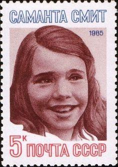 #UNDIACOMOHOY Hace 29 años, el 25 de Agosto de 1985 MUERE SAMANTHA SMITH