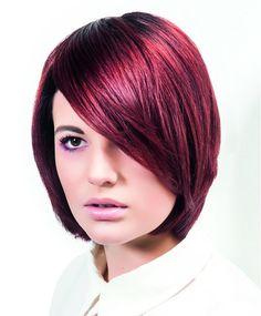 Účesy pro polodlouhé vlasy | VLASY A ÚČESY