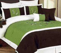 Veranda Venice 8 Piece Comforter Set