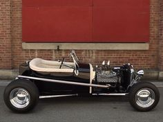 1922 Ford Hot Rod is a Borderline Death Trap