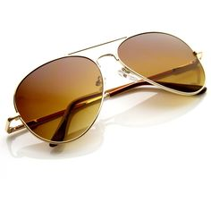 Large Premium Metal Aviator Sunglasses With Spring Temples 1377 (13 CAD) ❤ liked on Polyvore featuring accessories, eyewear, sunglasses, glasses aviator, metal glasses, aviator sunglasses, metal frame glasses en metal sunglasses