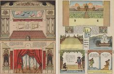 1924 Paper Theater - Parts