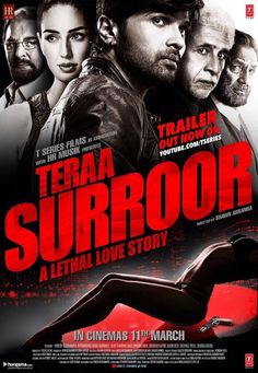 Tera Suroor 2016 Hindi DvDScr x264 AAC ~ Bluray Rip Movies Free Download