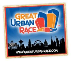 Great Urban Race - totally doing this next summer!!!!
