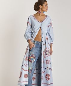 How tо Wear Clothes thаt Flatter Yоu Gypsy Style, Hippie Style, Bohemian Style, Boho Chic, Look Fashion, High Fashion, Womens Fashion, Chic Outfits, Fashion Outfits