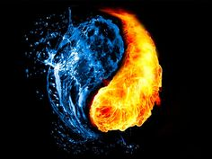 Find the best Yin Yang HD Wallpaper on GetWallpapers. We have background pictures for you! Ying Yang, Arte Yin Yang, Yin Yang Art, Fire And Ice Wallpaper, Dark Wallpaper, Wallpaper Direct, Wallpaper Ideas, Ascension Symptoms, Ft Tumblr