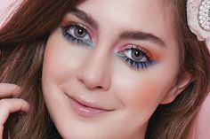 Make arco-íris: aprenda como fazer o olho colorido!