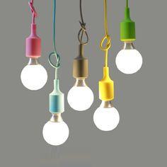 lamparas colgantes modernas - Buscar con Google