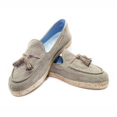 Baltimore Espadrille Wmns Gray, now featured on Fab.