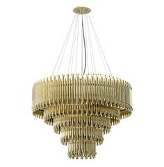 Suspension Lamps | Matheny Chandelier Lamp  from Maison Valentina