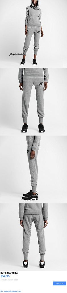 Women Athletics: Nike Rally Womens Joggers Sweatpants S Gray Gym Casual Running Training New BUY IT NOW ONLY: $54.95 #priceabateWomenAthletics OR #priceabate