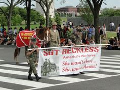 Equine Info Exchange - New Sgt. Reckless Race Comes to Pimlico for Preakness Week