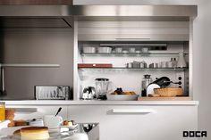 Accesorios y complementos de interior para muebles de cocina Doca Valencia http://www.sanchezpla.es/cocina-sueno-chef-accesorios-complementos-doca-valencia/
