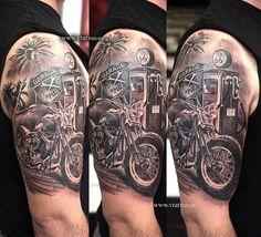 tattoos motos - Buscar con Google
