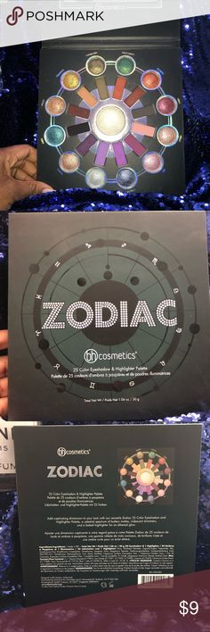 EYESHADOW PALETTE SALE💕BH ZODIAC PALETTE Hi posh family! It's once again time for another eyeshadow palette sale! As always all of my products are 100% authentic and will ship the next day after purchase. No trades or low ball offers. ❤️ bh cosmetics Makeup Eyeshadow