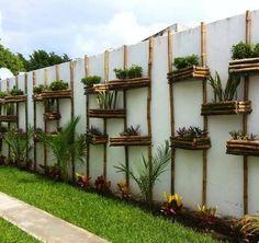 Bientôt vous serez à nouveau dans le jardin! Voici donc 12 idées créatives pour créer de belles décorations pour le jardin! - DIY Idees Creatives