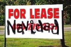 Adpressive likes to switch it up sometimes and recognized impressive ads of all types- like this funny yard sign. Merry Christmas, or… For Lease Navidad?