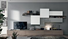 61 Ideas For Living Room Tv Wall Design Television Living Room Wall Units, Ikea Living Room, Living Room Furniture, Living Room Designs, Tv Furniture, Leather Furniture, Furniture Online, Furniture Stores, Cheap Furniture