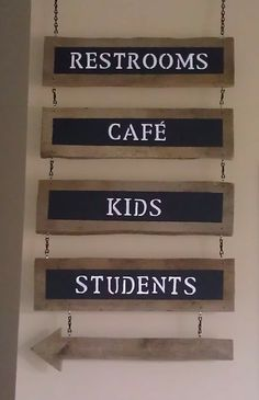 directional signs lobby church - Google Search                                                                                                                                                      More