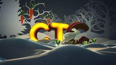 CTC Winter IDs on Behance
