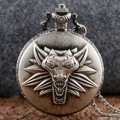 Pocket Watch Hot Fashion The Witcher 3 Wild Hunt Game Theme Men Boy Pendant Gift Popular Chain Relogio De Bolso #>=#>=#>=#>=#> Click on the pin to check out discount price, color, size, shipping, etc. Save and like it!