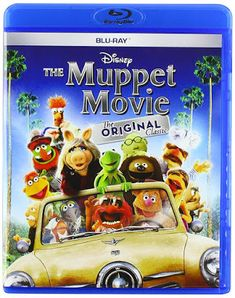 Confessions of a Frugal Mind: The Muppet Movie Blu-ray $5.99 Brian Bedford, Scatman Crothers, The Muppet Movie, Charles Durning, Disney Blu Ray, Frank Oz, Milton Berle, Rainbow Connection, Kermit The Frog