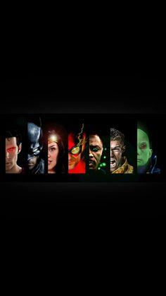 """""""JLA"""" - DC comics"""