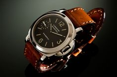 """Panerai """"Reference PAM STRAP GUIDE"""" - Makers, Dimensions, Change, Combo pics"""