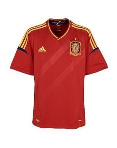 Camiseta de Fabregas de la seleccion espanola para la Eurocopa 2012.