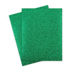 Glitter Paper - GREEN Glitter Letter Size - 10 PK Specialty coated glitter paper for durability and no shedding. colorful glitter which cuts nic All The Colors, Green Colors, Green Glitter, Color Names, Letter Size, Card Stock, Embellishments, Card Making