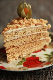 MEEKOOK aka Estonian Honey Cake*  (Meetort)