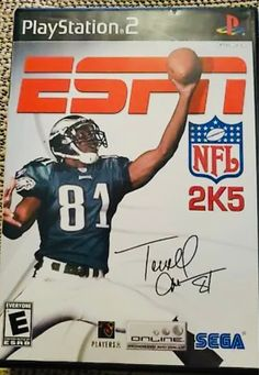 Video Games Xbox, Video Game News, Xbox Games, News Games, Football Games Online, First Football Game, Football Season, Football Video Games, Nfl Football Players