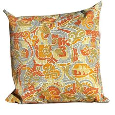 Found it at AllModern - Marigold Outdoor Throw Pillows Square 18x18 (Set of 2)