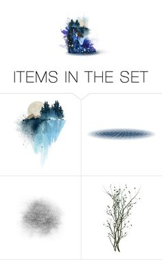 """""""Keeper of Dragons"""" by girlinthebigbox ❤ liked on Polyvore featuring art, Blue, fantasy, dragon and minature"""
