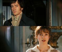 Mr. Darcy & Elizabeth Bennet