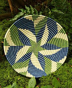 Shop for a cause with Rwanda Path to Peace  #basket #weavers #macys   This is actually a really nice piece