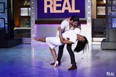 """""""I'm learning that dancing is more than Twerking!"""" – @TamarBraxtonHer on being on @DancingABC #RealQuotes"""