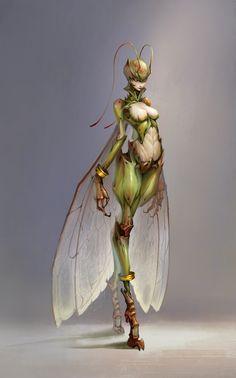 Jianing Fan. Hopper. Character inspiration. Character Design, Character Design References