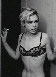 edie sedgwick... one badass and beautiful chick #rip #inspiration