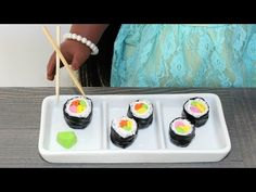 DIY American Girl Doll Chinese Takeout Food Craft - YouTube