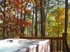 Relax in one of the most #beautiful areas in #Oklahoma and rent a place to stay from Beavers Bend Log Cabins.