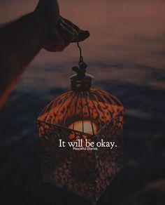 It will be okay.