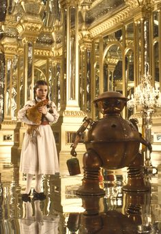 Return to Oz. This movie is super creepy and awesome!