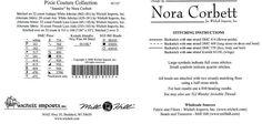 Nora Corbett_Jasmine - 3/3 Solo Patrones Punto Cruz (pág. 332) | Aprender manualidades es facilisimo.com