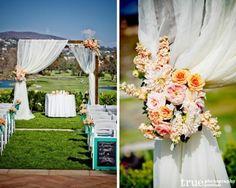 english garden wedding ideas | outdoor wedding ideas an outdoor wedding is a great option that lends ...