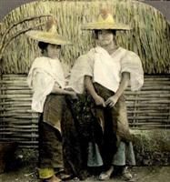 SOME NATIVE COSTUMES in the PHILIPPINES