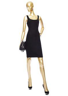Versace - Silk Cocktail Dress