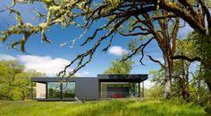 Burton Residence, Mendocino County, California by Marmol Radziner